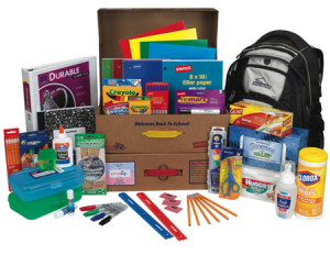 SchoolKidz school supply kits