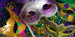Student Council Spirit Day: Mardi Gras Day