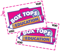 Student Council Box Top Competition