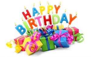 Ms. Lanham's Birthday
